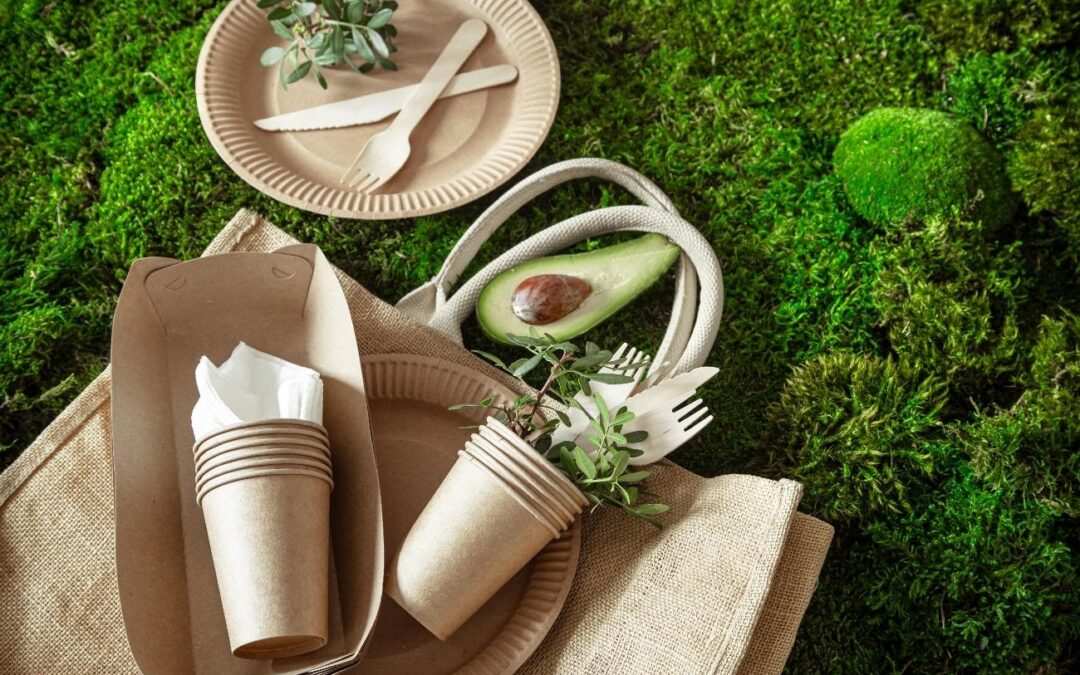 Biodegradable and Compostable; A good alternative to plastic?